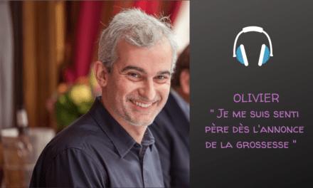 Olivier, futur papa à 46 ans