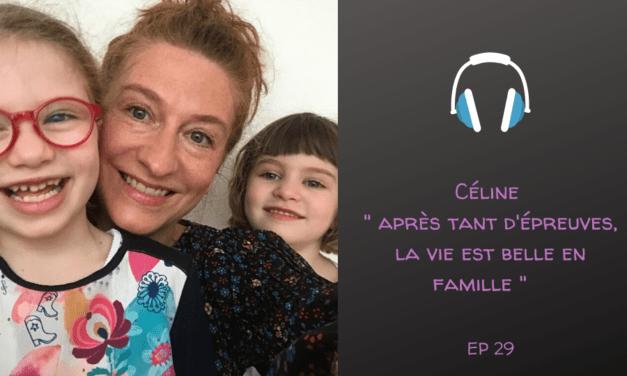Céline et son combat contre la prééclampsie