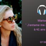 Marion, Fivette à 41 ans